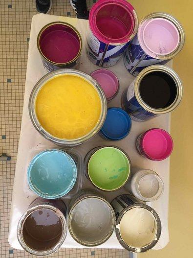 La rubrique de Nicole : Des couleurs à l'Arcouade