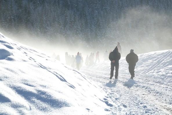 Venir à l'Arcouade en hiver pour un séjour authentique