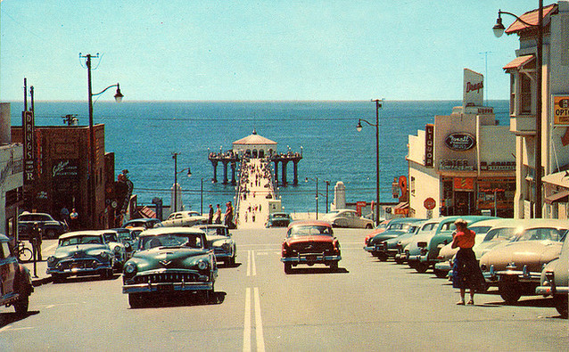 21 - Manhattan Beach-1957