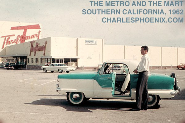 24 - Metro and the Mart- 1962