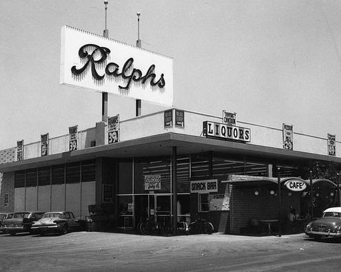 26 - Ralphs Supermarket