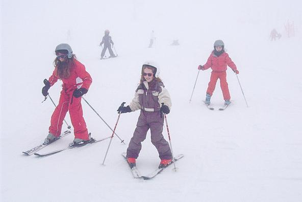 Casse ski
